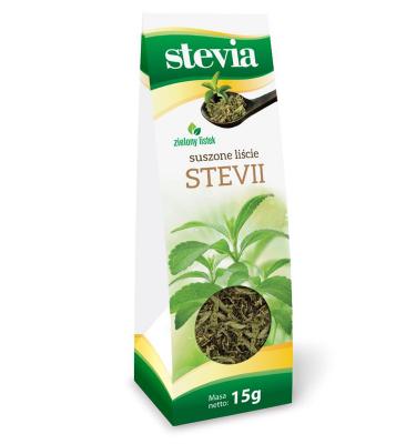 stevia liscie