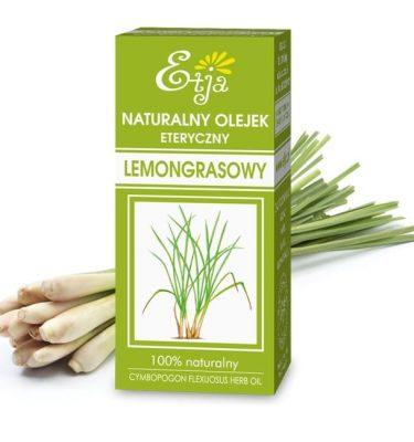 Olejek lemongrasowy eteryczny 10 ml ETJA