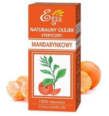 Olejek mandarynkowy eteryczny 10 ml ETJA