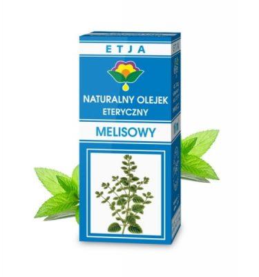 Olejek melisowy eteryczny 10 ml ETJA